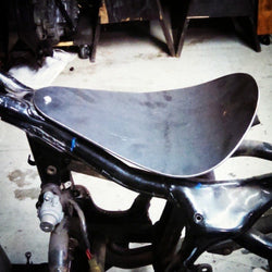Rigid Mount One-Bolt Solo Seat