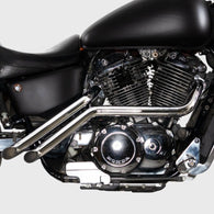 Backdraft Exhaust for Honda Shadow VT1100