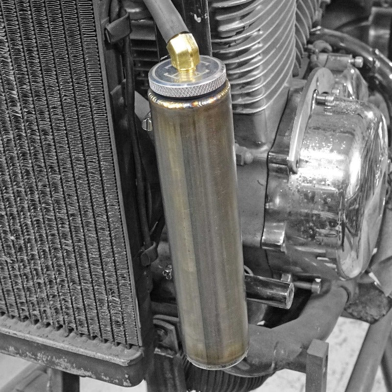 The Ucor Tank - Universal Coolant Overflow Reservoir Install