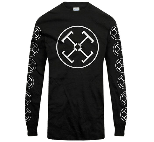 Full Lock Long Sleeve Tee - Long Sleeve T-Shirt