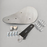 TJ Brutal Customs Solo Seat Kit for Bobbers and Choppers With Bolt On Seat Hinge