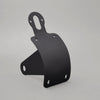 Slim Fit Vertical License Plate Bracket - Left Side