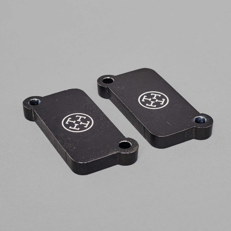 PAIR Block-Off Plates - Honda Shadow VT750 - Phantom AERO Spirit