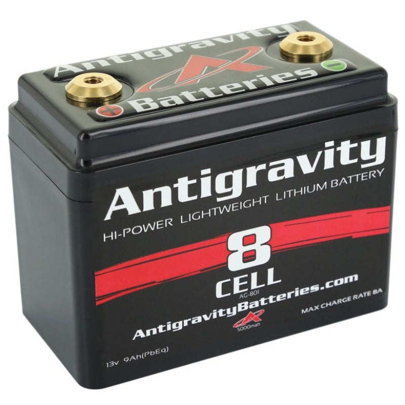 Antigravity AG-801 Lithium Motorcycle Battery