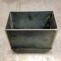Weld-In Battery Box for Honda Shadow Stock Battery