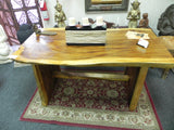 Suar Wood small dining table