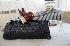 Patagonia Black Hole Wheeled Duffel - 120L - Little Moving Spaces