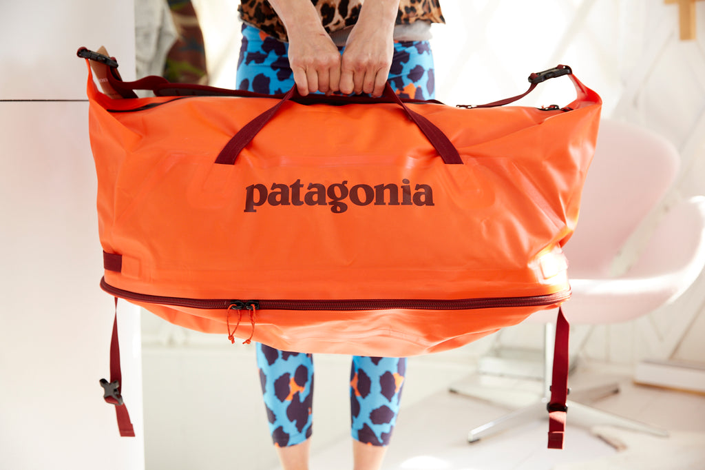 Patagonia Stormfront Wet/Dry Duffel - 65L - Little Moving Spaces