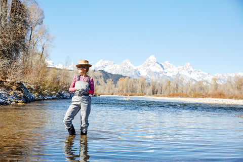 Patagonia Women's Spring Waders -- Regular