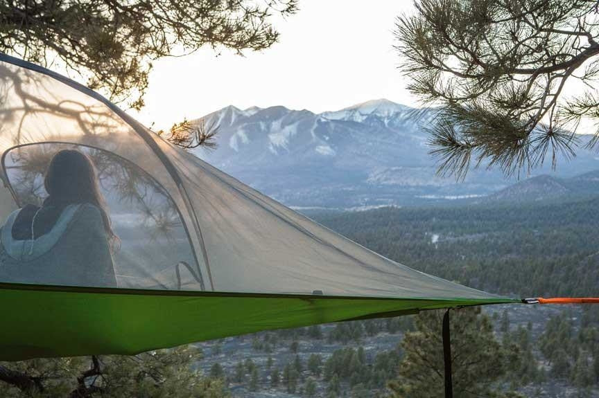Stingray Tent - Little Moving Spaces