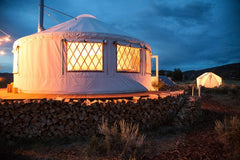Mod Yurt - Little Moving Spaces