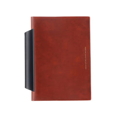 Delfonics - 2017-2018 Fion Diary - B6 - Weekly Vertical - Soft Cover - Brown