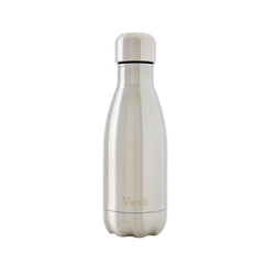 S'well - Insulated Stainless Steel Bottle - 260ml - Shimmer Silver Lining