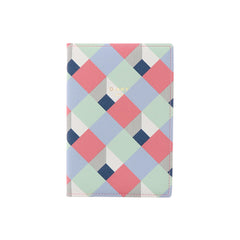Delfonics 2019 Diary - A6 - Weekly - Soft Cover - Pink & Blue