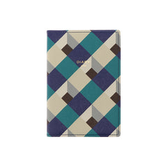 Delfonics 2019 Diary - A6 - Weekly - Soft Cover - Dark Blue & Green