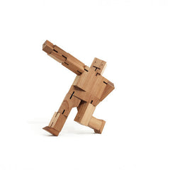 Areaware - Cubebot - Medium - Natural