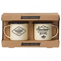Gentlemen's Hardware - Espresso Set