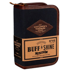 Gentlemen's Hardware - Buff & Shine Shoe Polish Kit