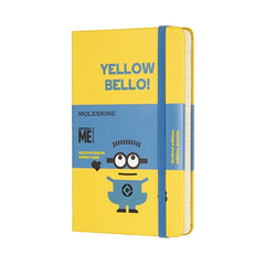 Moleskine - Minions Notebook - Pocket - Ruled - Limited Edition 2
