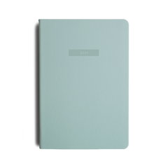 Mi Goals - 2021 - Weekly Notes Diary - A5 - Mint