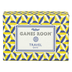 Ridley's - Games Room - Travel Quiz