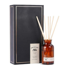 Paddywax - Apothecary Diffuser – 12oz – Amber & Smoke