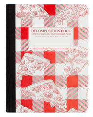 Decomposition - Notebook - Large  - Ruled - By the Slice