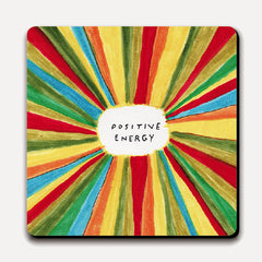 U Studio - Coaster - Positive Energy