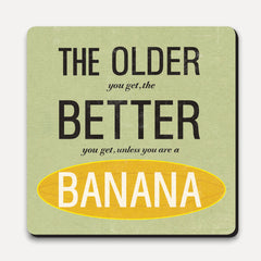 U Studio - Coaster - Lettered - Older Banana
