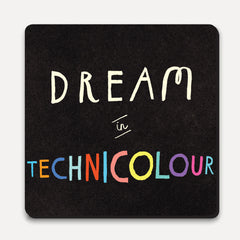 U Studio - Coaster - Type Club -  Dream In Technicolour