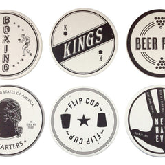Izola - Coaster Set - Drinking Games