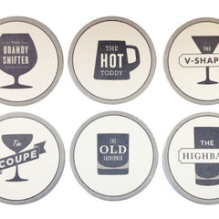 Izola - Coaster Set - Happy Hour