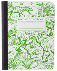 Decomposition Notebook - Dinosaurs - Large - Ruled
