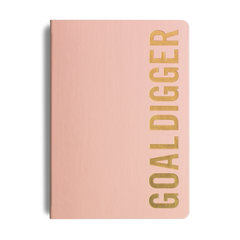 Mi Goals - 2020 Goal Digger Planner - B5 - Soft Cover - Coral