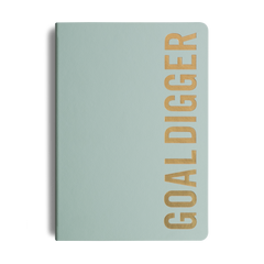 Mi Goals - 2020 Goal Digger Planner - B5 - Soft Cover - Mint