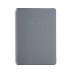 Mi Goals - 2020 Diary - A5 - Hard Cover - Grey
