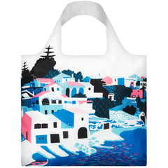 LOQI Reusable Shopping Bag - Creative Collection Alice Stevenson Bay