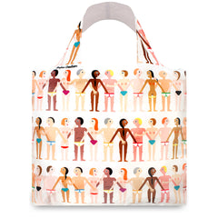LOQI Reusable Shopping Bag - Creative Collection Stephen Cheetham Sexy