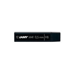 Lamy M41 Mechanical pencil leads HB 0.5mm- Pack of 12