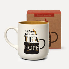 U Studio - Mug - Lettered - Tea Hope