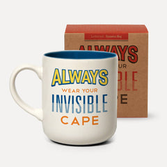 U Studio - Mug - Lettered - Invisible Cape