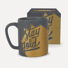 U Studio - Mug - Type Club - Stay Gold