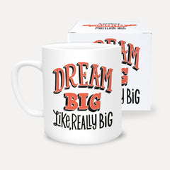 U Studio - Mug - Type Club - Dream Big