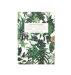 All The Ways To Say - A5 Notebook - Jungle