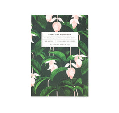 All The Ways To Say - A5 Notebook - Medinilla