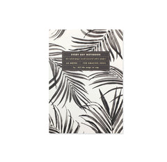 All The Ways To Say - A5 Notebook - Palm Tree