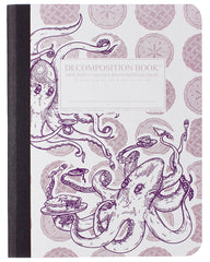 Decomposition - Notebook - Large  - Ruled - Octopie
