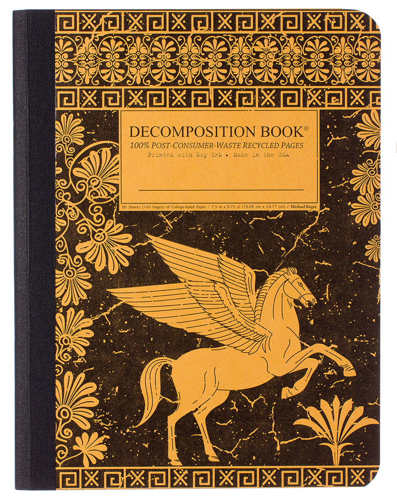 Decomposition Notebook - Pegasus - Large - Ruled