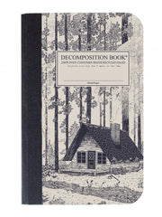 Decomposition Notebook - Pocket - Ruled - Redwood Creek