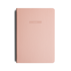 Mi Goals - 2020 Diary - A5 - Soft Cover - Coral